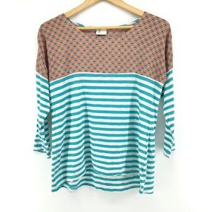 Postmark | Anthropologie Striped Top